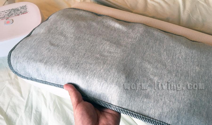 いびき防止枕パッド