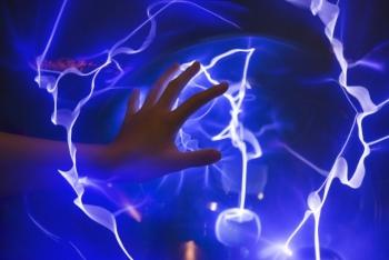 電磁波のイメージ