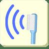 アイコン:超音波式