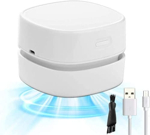 XCSOURCE USB充電式デスクトップ掃除機