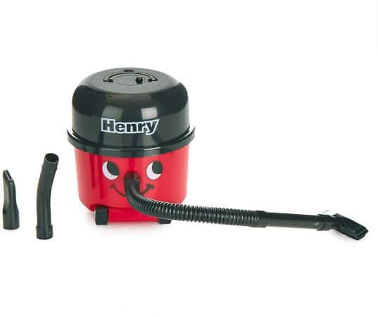 パドルビー 掃除機 の Henry