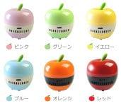 Yoijimu 卓上クリーナー リンゴ型