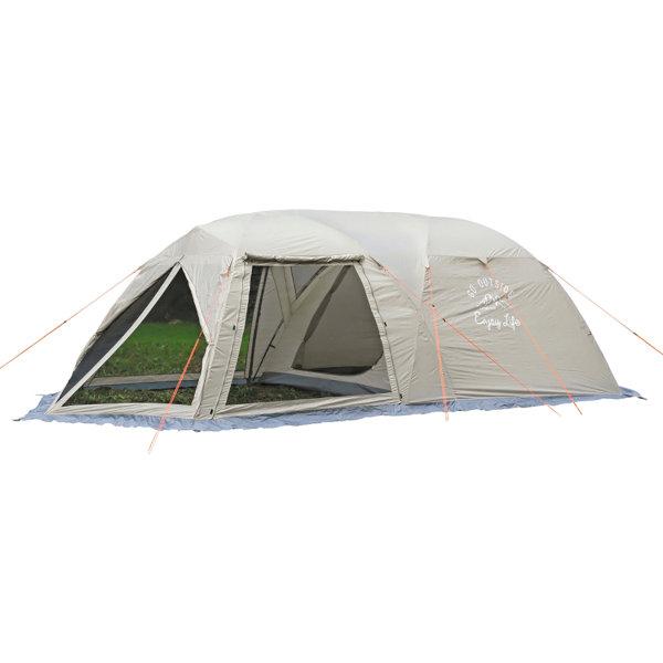 CAPTAIN STAG 『モンテ スクリーンツールームドームテント』
